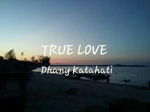 True Love - Dhany Katahati (Lirik)