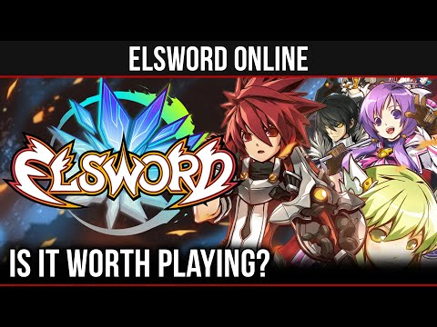 Is Elsword Online Worth Trying In 2018? - Overview & Gameplay