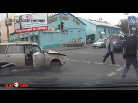 Getting to work - russian style