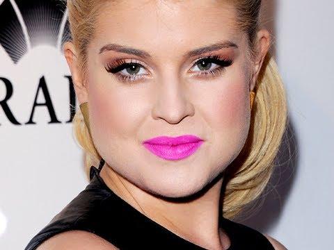 Kelly Osbourne Inspired Makeup Tutorial