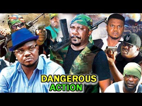 Download DANGEROUS ACTION 1&2 - Ken Eric 2018 Latest Nigerian Nollywood Movie
