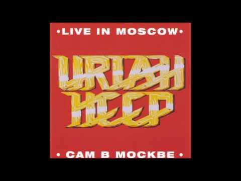 Uriah Heep - Bird Of Prey - Live In Moscow (1988)