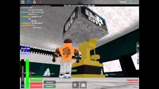 Dustin288: The Roblox Gym - Noel