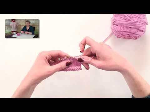 Knitting Help - Make 1 (M1)
