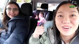 Vlog 809 ll Chia Tay Chú Thím 2 Chị Em Về Lại Michigan
