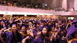 Hunter College School of Social Work Graduation Flash Mob 2012