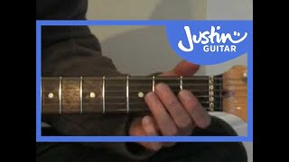 Sweet Home Alabama - Lynyrd Skynyrd #1of2 (Songs Guitar Lesson ST-310) How to play thumbnail