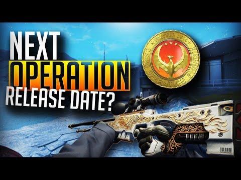 CS:GO - Next Operation! (Release date?)