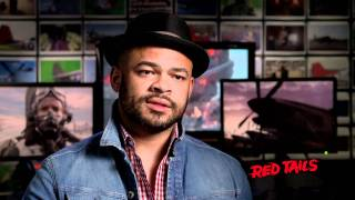 Anthony Hemingway Speaks About Red Tails