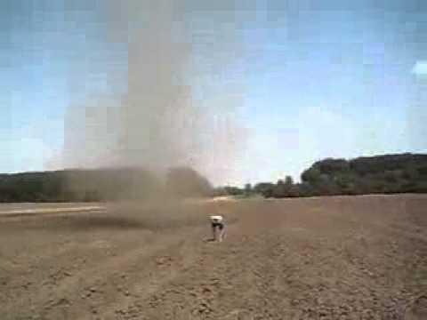 Russians in a Dirt Devil Tornado! - YouTubeDust Devil Tornadoes