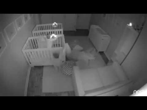 Скрытая камера в спальне у радителей