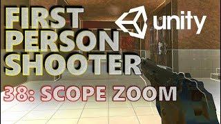 Unity zoom