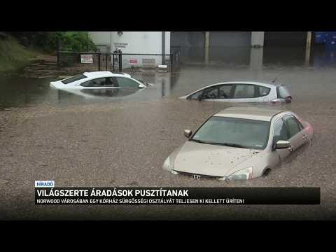 Világszerte áradások pusztítanak thumbnail