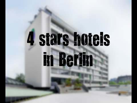 Top 10 best 4 stars hotels in Berlin, Germany sorted by Rating Guests