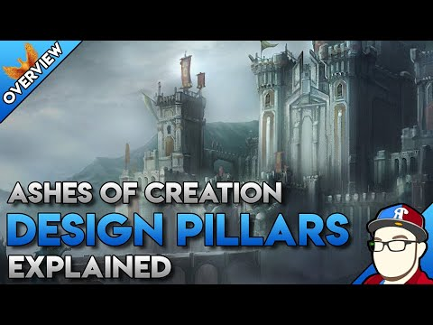 Ashes of Creation - Design Pillars