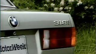 MotorWeek | Retro Review: '82 BMW E30 318i