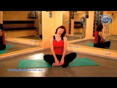Гимнастика при шейном остеохондрозе в домашних условиях (видео фото)