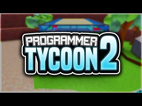 PROGRAMMER TYCOON w/ Seniac!! | Roblox