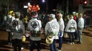 阿伎留神社例大祭「神社神輿」