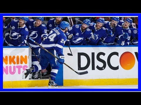 Breaking News | Stanley Cup Playoffs: Lightning Strike Early in Game 5 to Take 3-2 Lead in Eastern