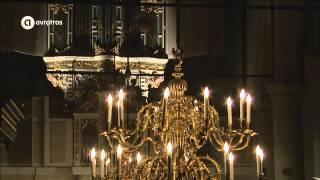 J.S. Bach: Actus Tragicus - Musica Amphion en Gesualdo Consort Amsterdam, deel 1