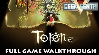 Toren - Full Game Walkthrough, No commentary (PS4)