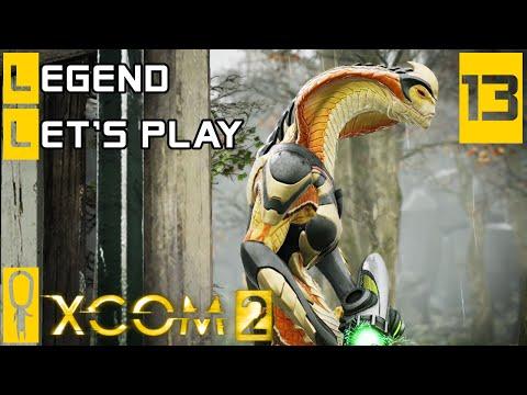 XCOM 2 - Part 13 - Drunken Cry  - Let's Play - XCOM 2 Gameplay [Legend Ironman]