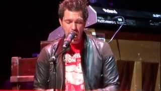"""Andy Grammer """"Keep Your Head Up"""" Nokia Theater Sept 29 2012"""