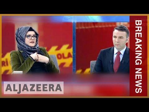 🇹🇷Khashoggi's fiancee: He felt assured entering the Saudi consulate l Al Jazeera English Mp3