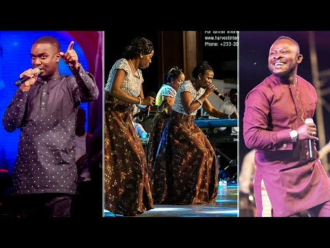 Joe Mettle, Daughters of Glorious Jesus and Jojo Arhin Awesome Praise and Worship