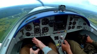 Полёт на NG-4 Bristell. Аэроклуб