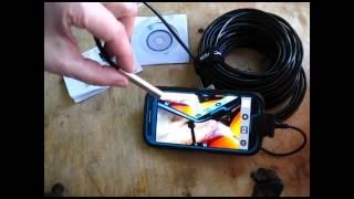 видео Explay Fresh — подключение к смартфону внешних устройств