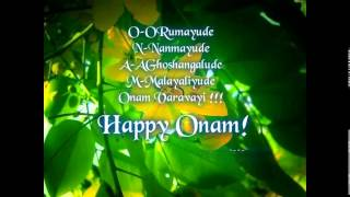 Happy Onam 2015- Greetings, SMS, Wishes, Quotes, Whatsapp video message