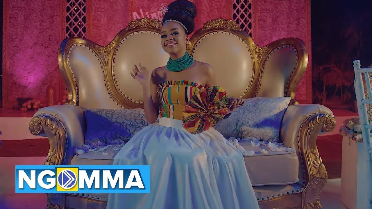 Download Nandy - Ninogeshe (Official music video) SKIZA [ DIAL *811*173#]
