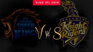 VIVO IPL 2018 CSK vs KKR 5th MATCH THEME SONG | Whatsapp status video | Download Link