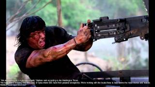 Sylvester Stallone: Rambo Will Fight ISIS in The Next Film