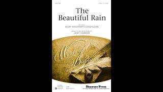 The Beautiful Rain - by Janet Gardner