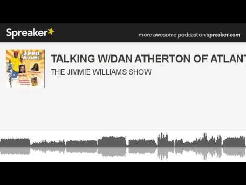 TALKING W/DAN ATHERTON OF ATLANTIC STARR (made with Spreaker)