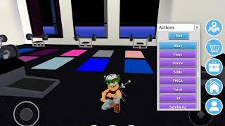 BLACKPINK: WHISTLE   DANCE   ROBLOX  