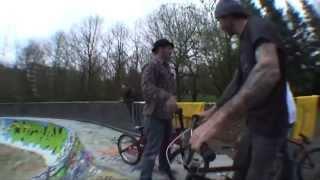 French Fries Nantes @ La Roche Sur Yon Skatepark