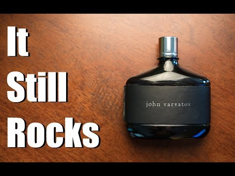 John Varvatos for men Review! Rock and roll!