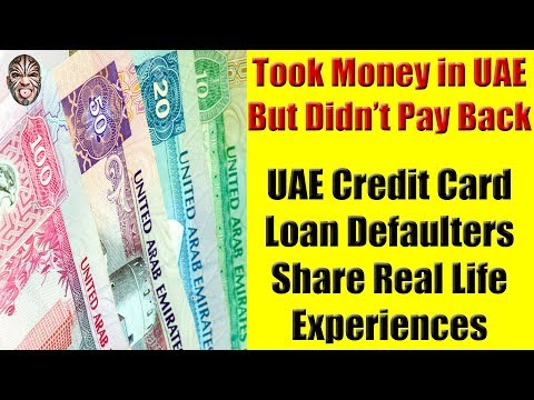 UAE Credit Card or Loan Defaulters Share Real Life Experiences