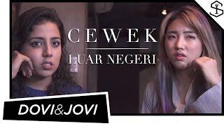 Gambar cover DOVI & JOVI - CEWEK LUAR NEGERI | HAN YOO RA | NESSIE JUDGE