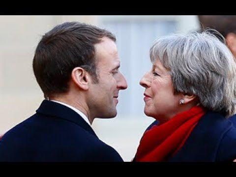 Is this Macron's De Gaulle moment over Brexit?