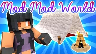Minecraft | New Guy In Town | Mod Mod World Ep.4 [Roleplay]