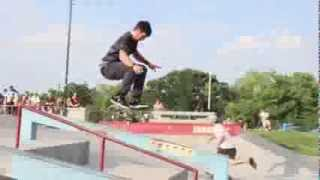Zero and Mystery Skate Demo at Kansas City