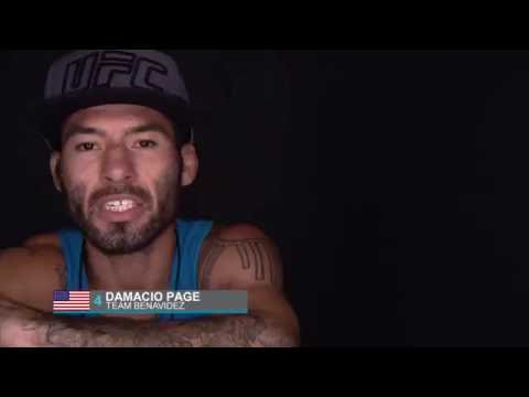 The Ultimate Fighter 24: Damacio Page