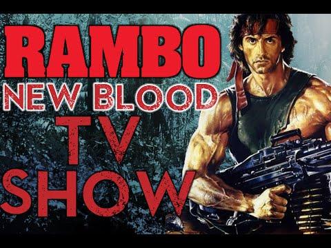 RAMBO: New Blood TV Series To Focus On Rambo Jr.