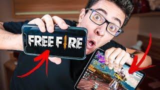ELE GASTOU MAIS DE 10 MIL REAIS PRA JOGAR FREE FIRE!! bizarro