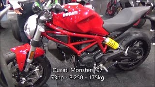 The Ducati 2017 Motorcycles - Show Room